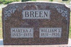 Martha Jane <i>Logsdon</i> Breen