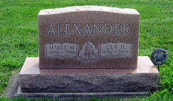 Guy Henry Alexander