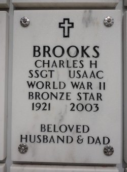 Charles Henry Brooks