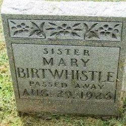 Mary Birtwistle