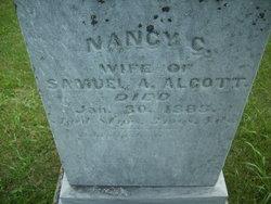 Nancy C. <i>Collins</i> Alcott