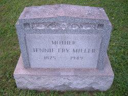 Selah Jennie <i>Fry</i> Miller