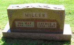 Ida May <i>Moran</i> Miller