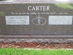 Gary Edmund Carter