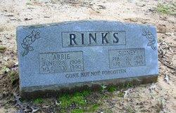 Sidney Alvin Rinks