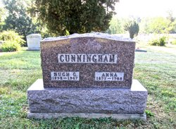 Anna <i>Schwalbach</i> Cunningham
