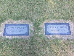 Bessie <i>Fields</i> Albright