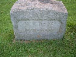 William Edward Dare