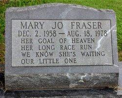 Mary Jo Fraser