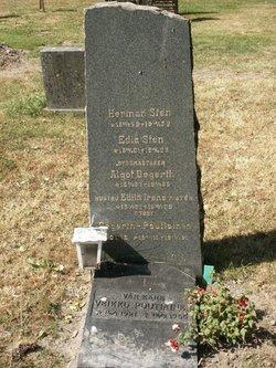 Edith Irene <i>St�n</i> Degerth