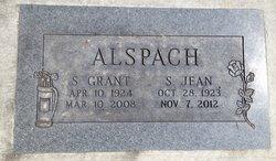Sarah Jean <i>Davis</i> Alspach