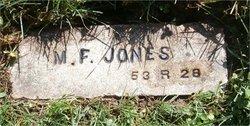 Maurice Francis Jones