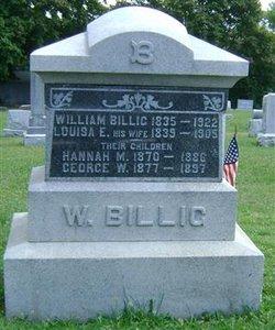 George W. Billig