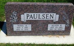 Alvin K. Paulsen