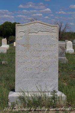 Jessie D. Allred