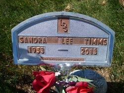 Sandra Lee Timms