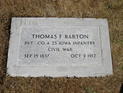 Thomas F Barton
