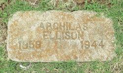 Archilas Ellison