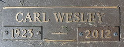 Carl Wesley Moss