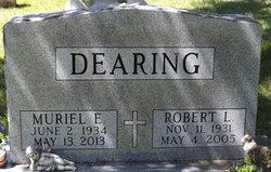 Muriel E <i>Copley</i> Dearing