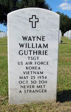 Wayne William Guthrie