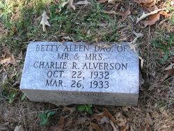 Betty Aleen Alverson
