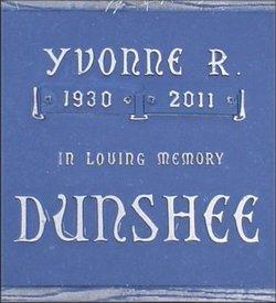 Yvonne Rae Dunshee