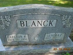 Carlton R. Blanck