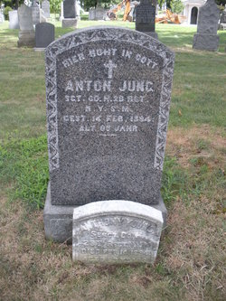 Sgt Anton Jung