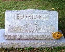Hazel L Burkland