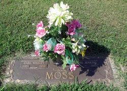 Mabel Jenkins Moss