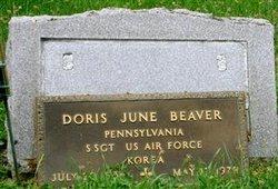 Doris June Beaver