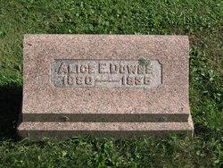 Alice Elizabeth <i>Morse</i> Downe