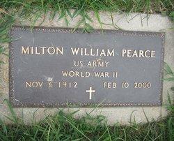 Milton William Pearce