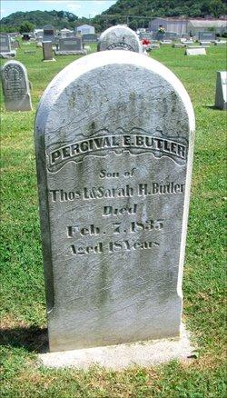 Percival E. Pierce Butler