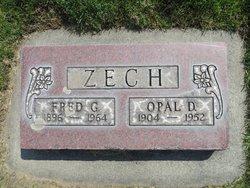 Fred George Zech