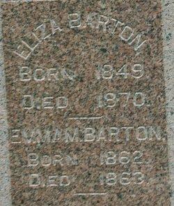 Eliza Barton