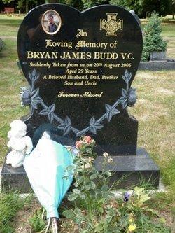Corp Bryan James Budd