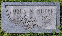 Joyce Mae Jessie Huber
