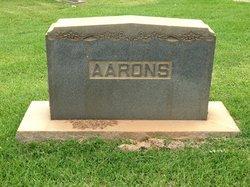 Charles Aarons, Sr