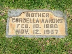 Cordella Aarons
