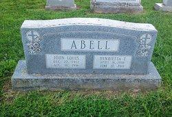John Louis Abell, Jr