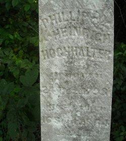 Phillip Heinrich Hochhalter