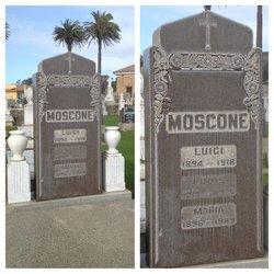 Maria Louisa <i>Biggi</i> Moscone