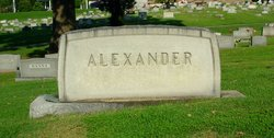Joseph Franklin Alexander