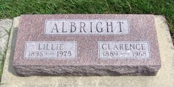 Lillian M. <i>Purvis</i> Albright