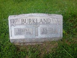 Helen I Burkland
