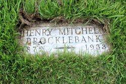 Henry Mitchell Brocklebank