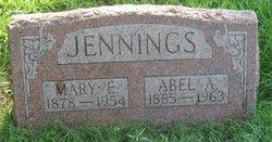 Mary Elizabeth Mayme <i>Elliott</i> Jennings