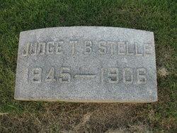 Judge Thompson Beverly Stelle